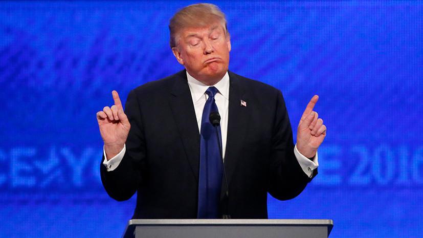 В ответе за Госдеп: Трампа просят выполнить предвыборные обещания о защите дипломатов США за рубежом