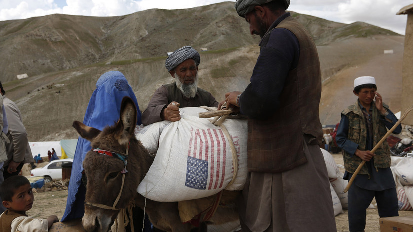 Миссия невыполнима: в США не смогли отчитаться, куда идут многомиллионные гранты в Афганистане
