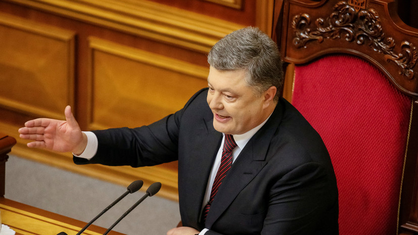 «Это не приблизит мир в регионе»: почему Порошенко продолжает продвигать ввод миссии ООН в Донбасс