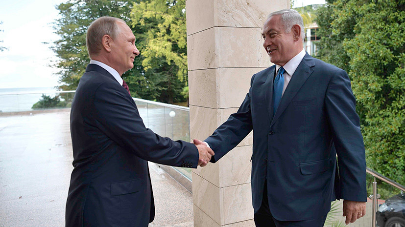 Израиль не против: Нетаньяху заверил Путина в поддержке участия России в проекте «Собибор»