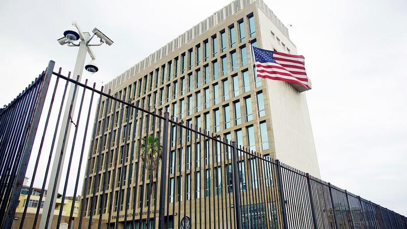 Звуки Гаваны: Госдеп США сообщил о 16 дипломатах, пострадавших от «акустических атак»