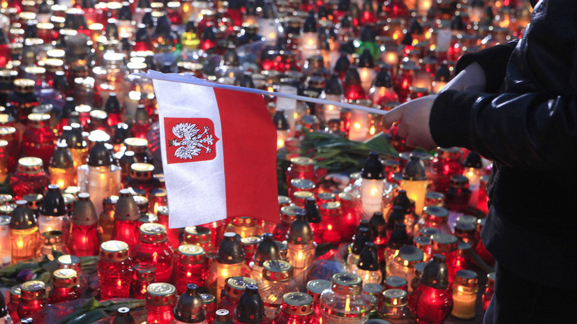 Польша требует репарации у Германии за оккупацию во время Второй мировой войны
