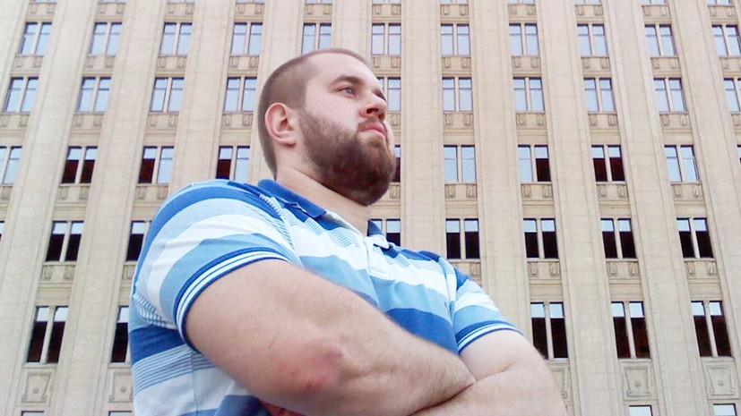 Ударник труда: напавшего на журналиста НТВ мужчину приговорили к исправительным работам