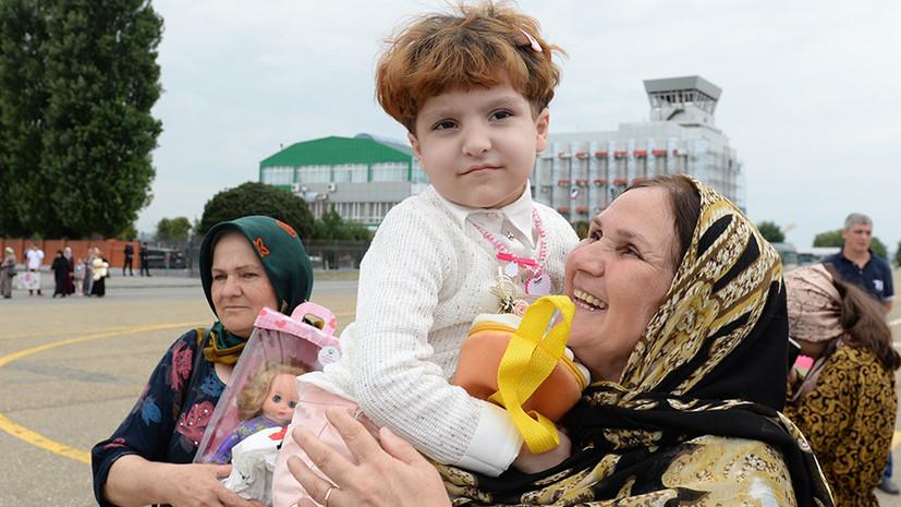 «Идёт скрупулёзная работа»: детский омбудсмен Кузнецова о возвращении в Россию детей из Ирака