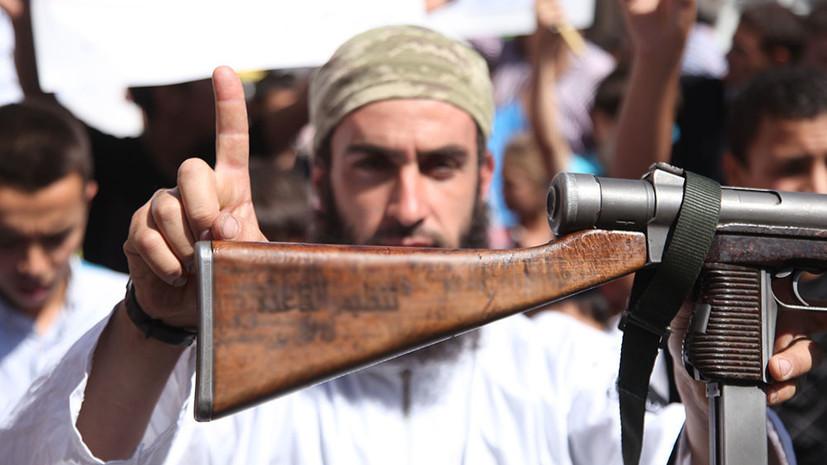 «Сильный и опасный противник»: в Генштабе рассказали о создании новой 25-тысячной террористической группировки в Сирии