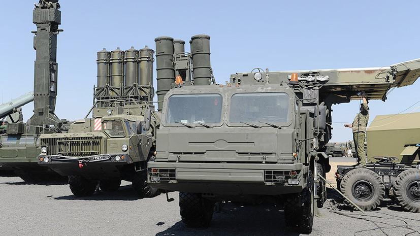 Россия получила около десяти заявок на поставку С-400