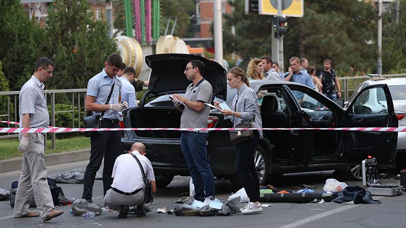 Погоня со стрельбой: полиция разыскивает преступников, напавших на сотрудников ДПС в Краснодаре