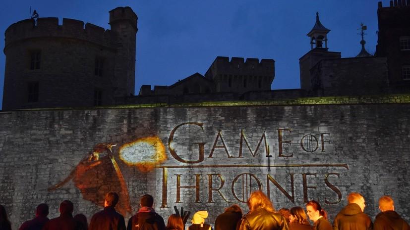 Последняя серия седьмого сезона «Игры престолов» побила рекорд по количеству просмотров