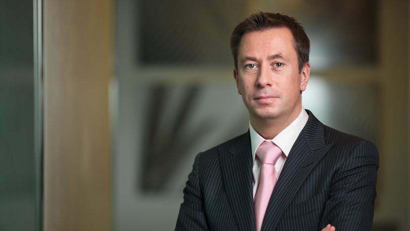«Наблюдается системное изменение в структуре потребления»: председатель правления СИБУРа — в интервью RT