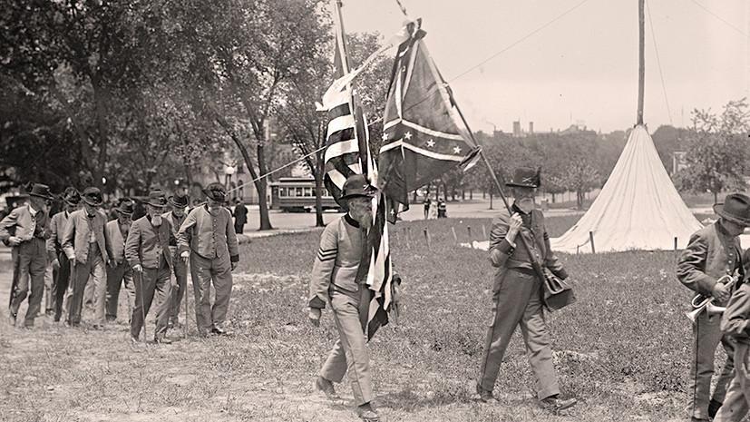 Север побеждает: в США хотят переименовать школы, названные в честь конфедератов