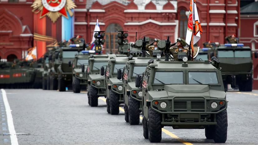 Силовой рейтинг: Россия заняла второе место в таблице сильнейших армий мира