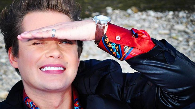 Источник: певец Александр Ермак арестован по обвинению в убийстве