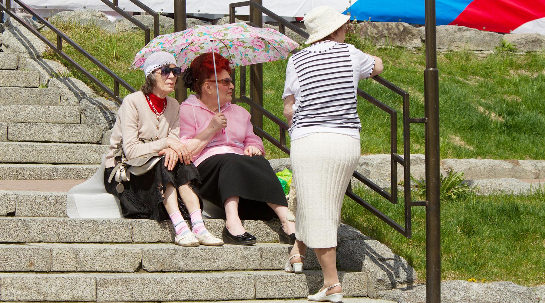 Занятые пенсионеры получат прибавку к пенсии с 1 августа