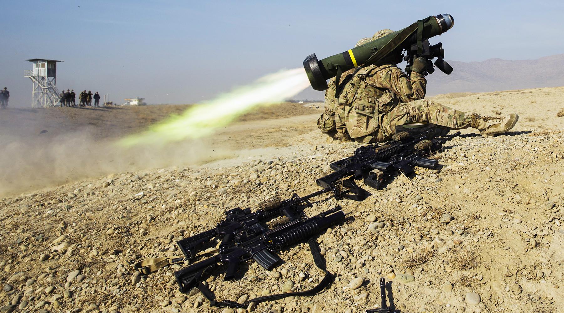США подтвердили, что окажут часть военной помощи Украине безвозмездно