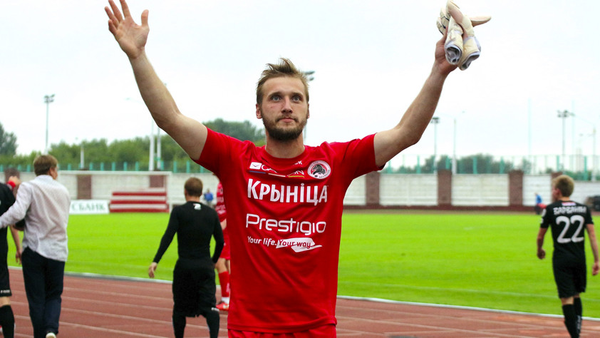 «Решил «ляпнуть» вперёд»: как белорусский вратарь с пороком сердца прославился на весь мир