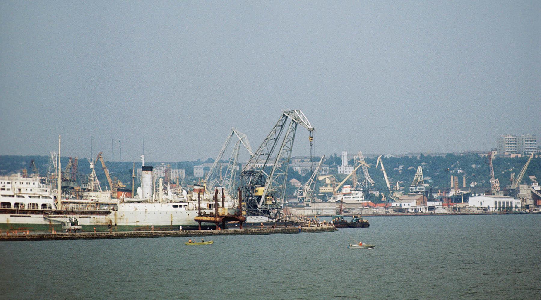 Киев собирается судиться с Москвой из-за Крымского моста