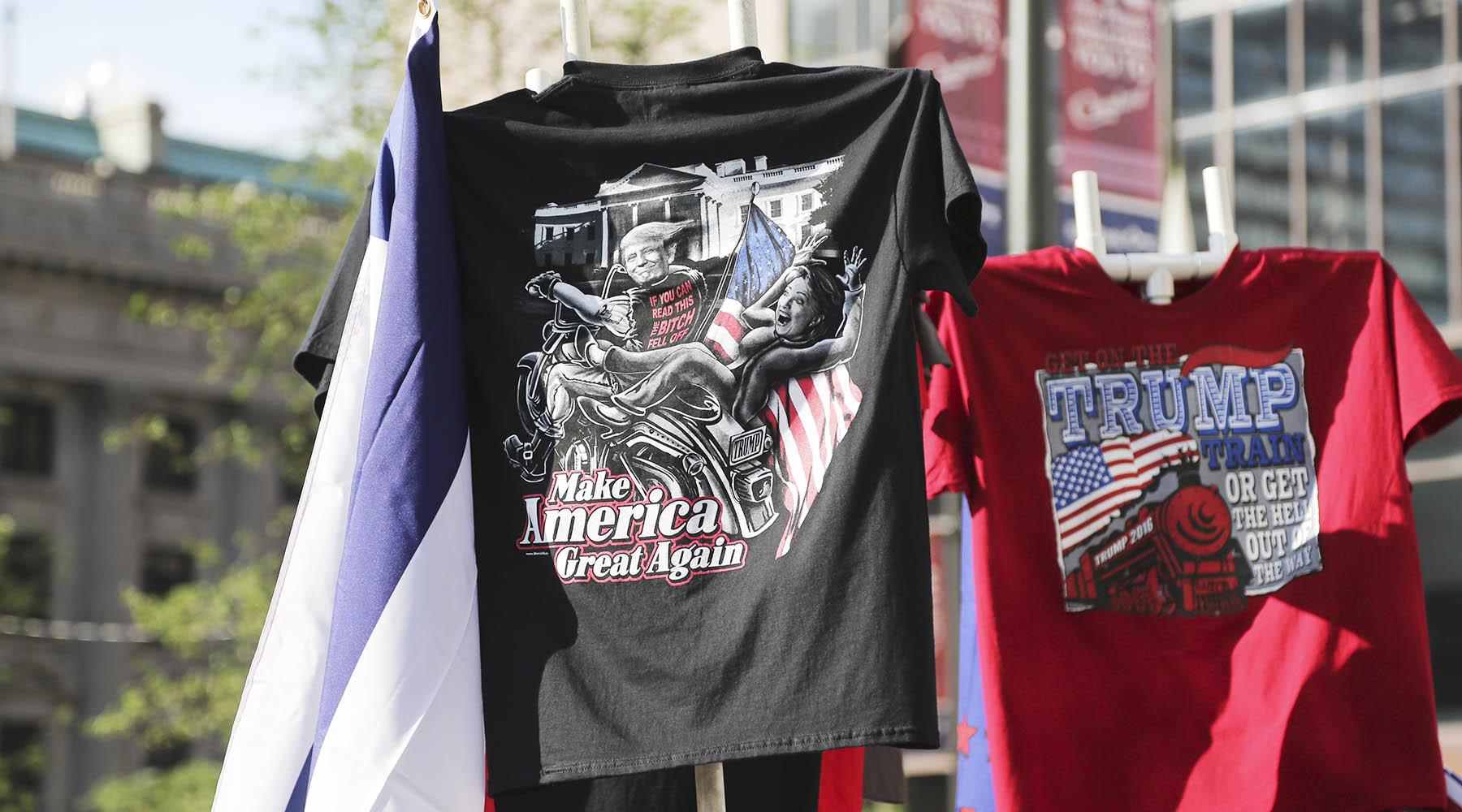 Бизнес с именем президента: Патентное бюро США рассматривает торговые марки с использованием фамилий Путина и Трамп