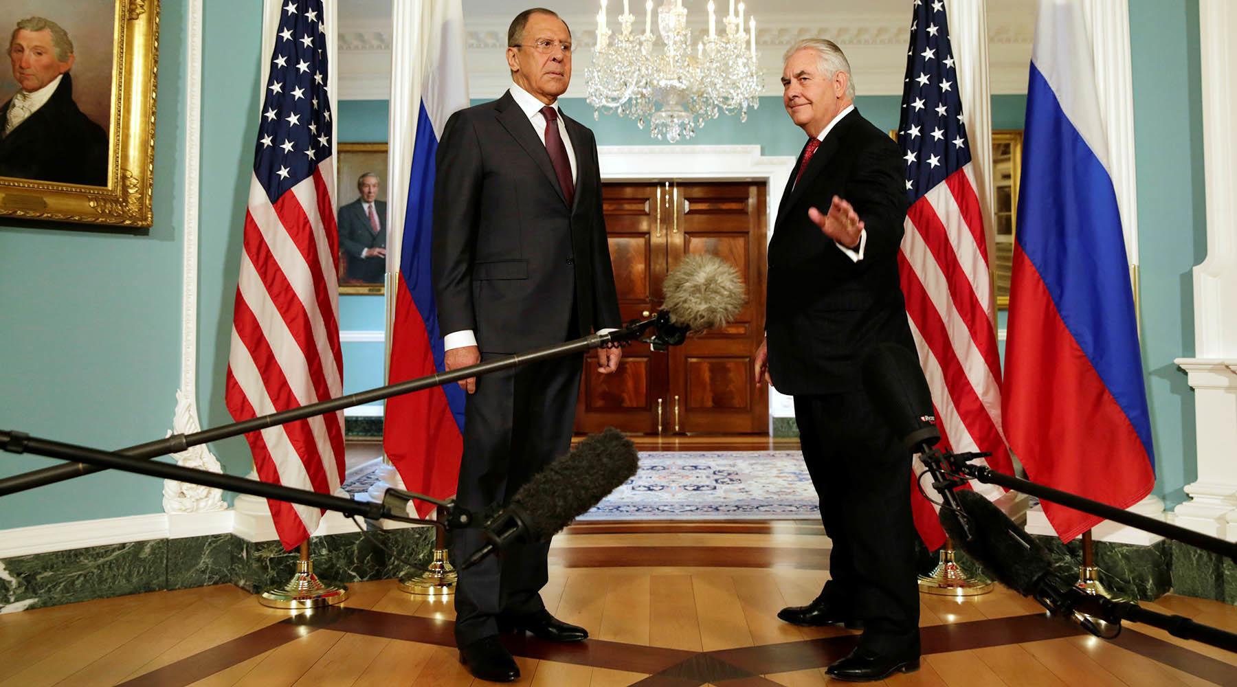 Госдепартамент предложил искать сферы сотрудничества с Россией