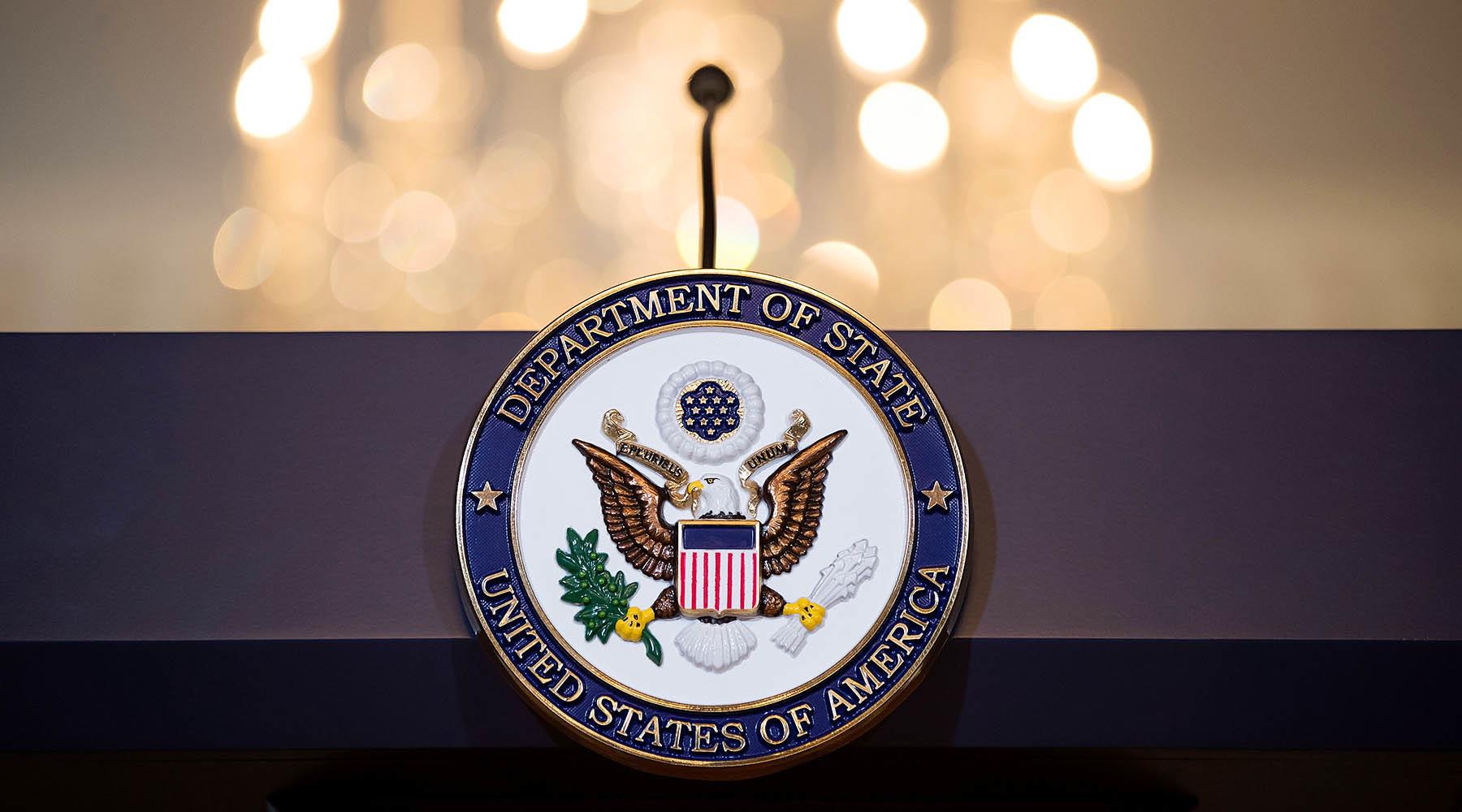 Госдеп назвал сферы сотрудничества России и США