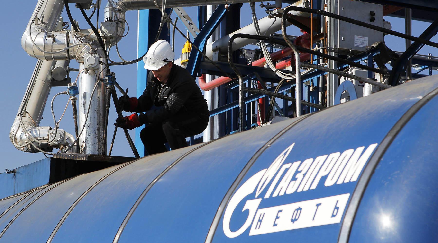 Справедливость по-украински: Киев намерен арестовать зарубежные активы «Газпрома»
