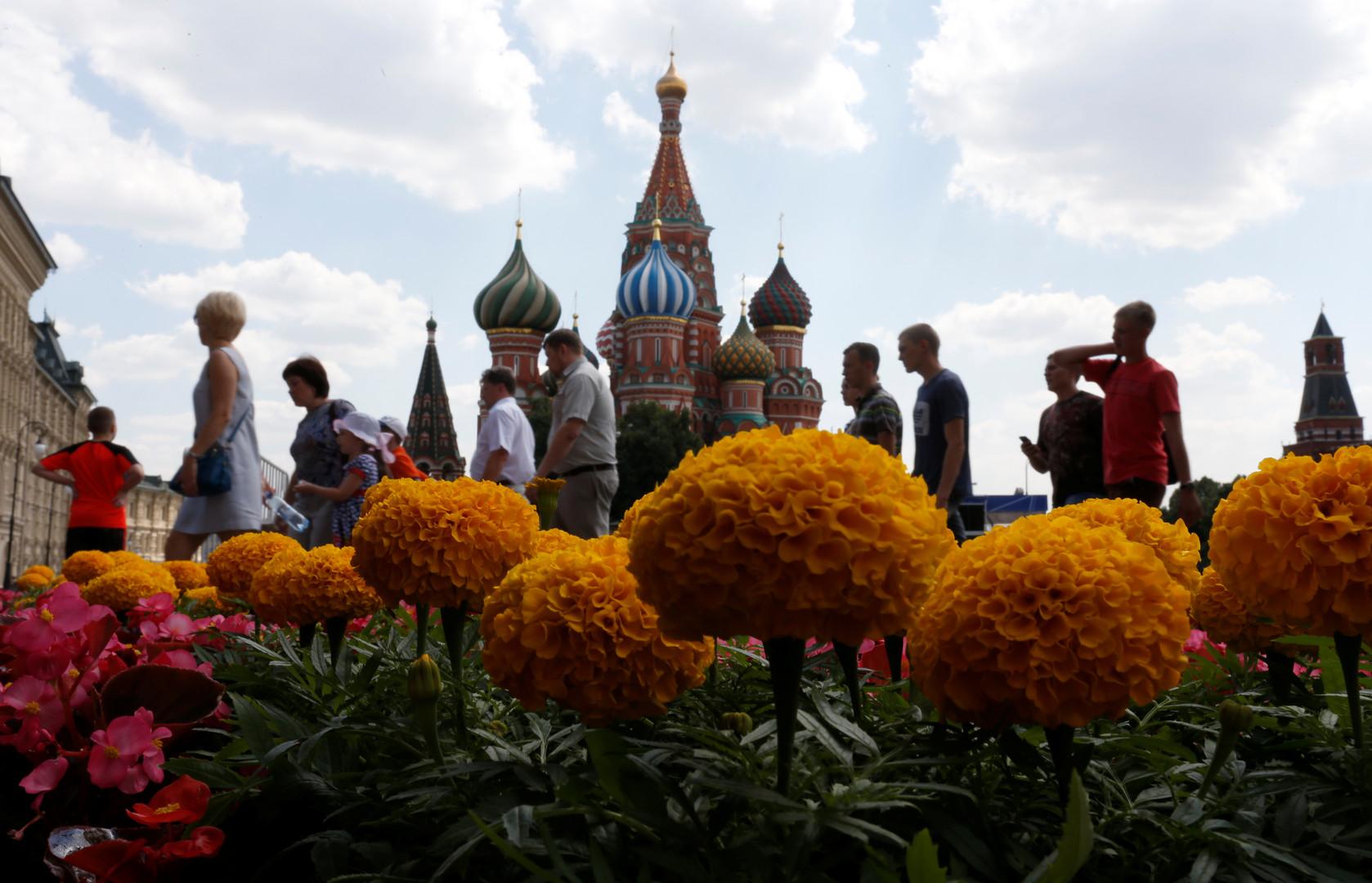 «Идеальные условия»: синоптики рассказали, какая погода ждёт москвичей на предстоящей неделе