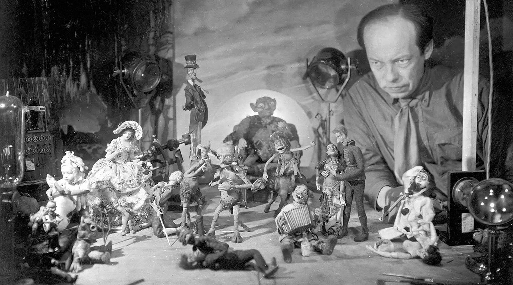 Заклинатель мух: как любитель насекомых Владислав Старевич стал пионером кукольной анимации
