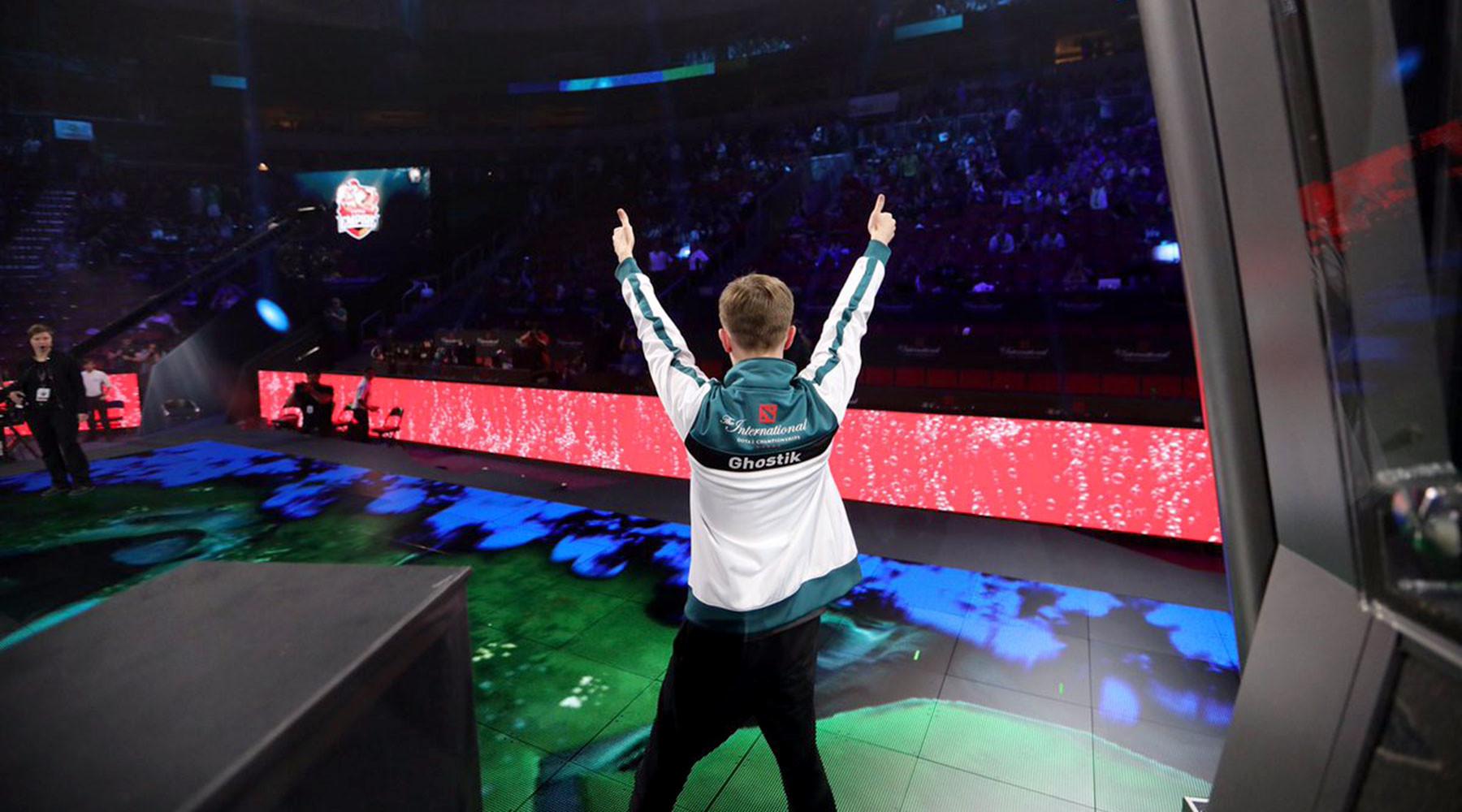 Киберспортивный прорыв: российские команды покоряют чемпионат мира по Dota 2 в США