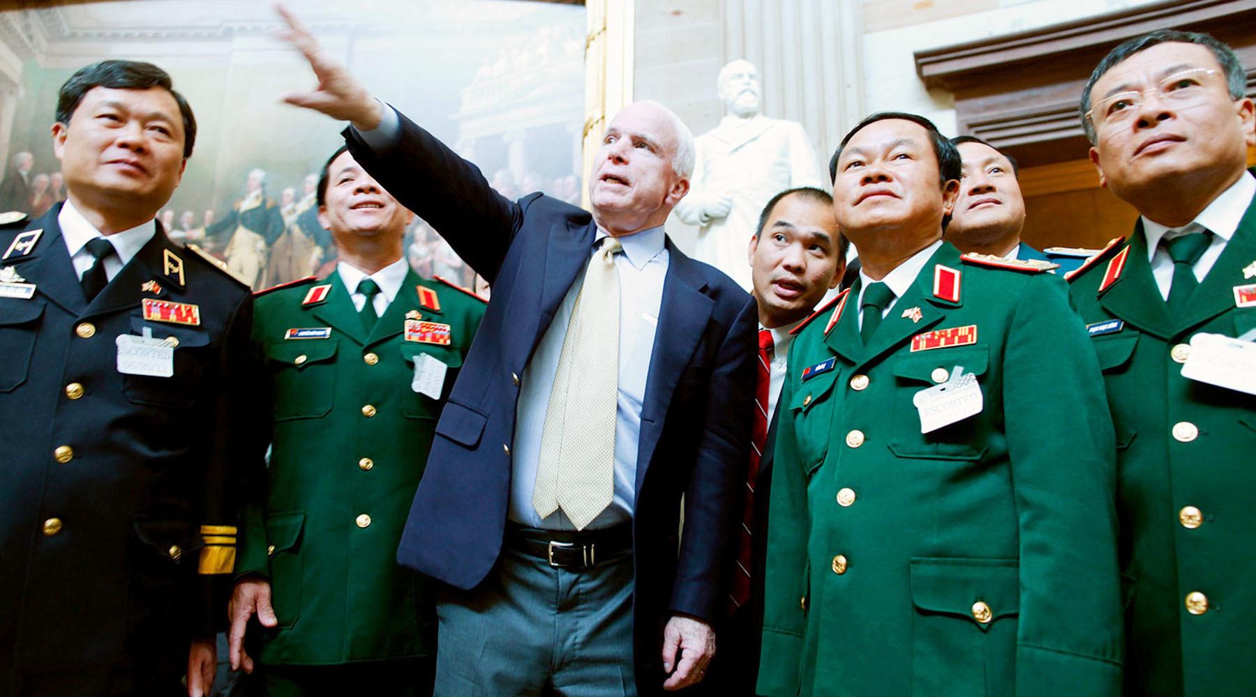 Вьетнамский синдром: как США укрепляют связи с бывшим военным противником