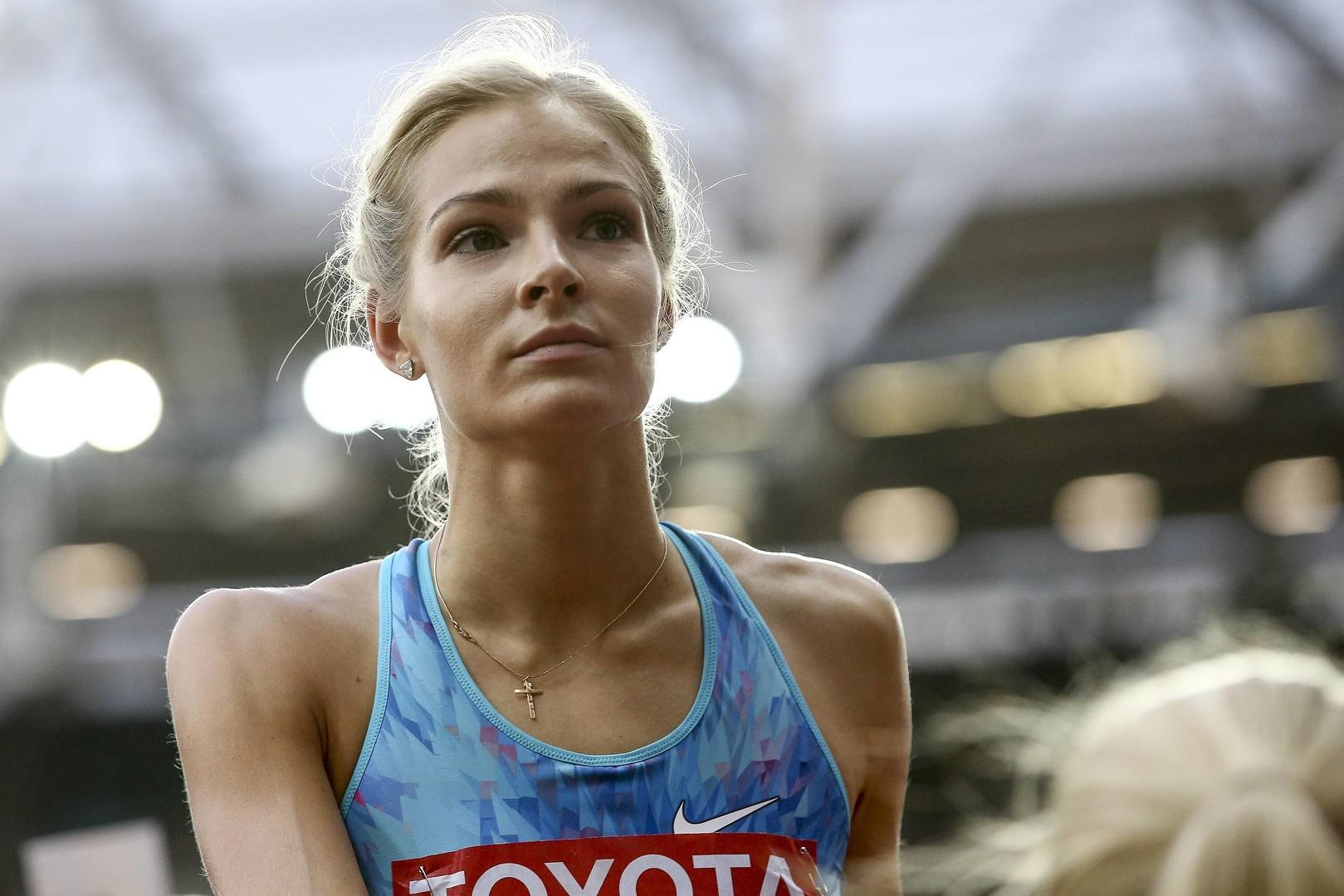 В двойном размере: Клишина и Пронкин завоевали серебро на чемпионате мира по лёгкой атлетике