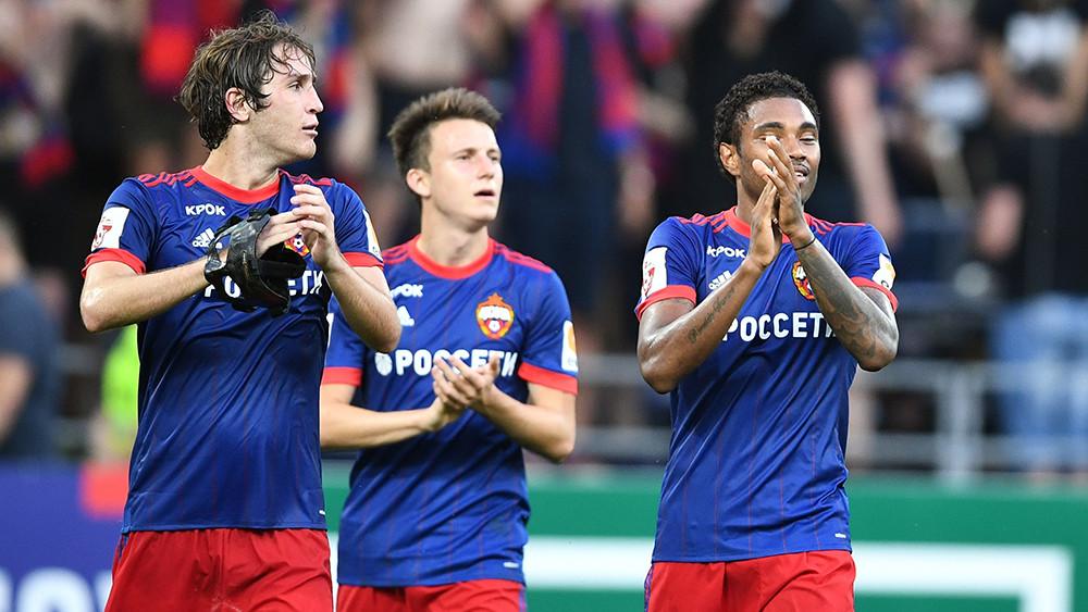 Финальный рывок: ЦСКА в концовке матча вырвал у «Спартака» победу