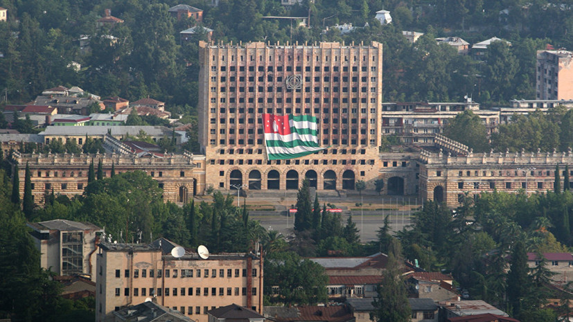Квирикашвили объявил, что вражда вАбхазии была огромной ошибкой