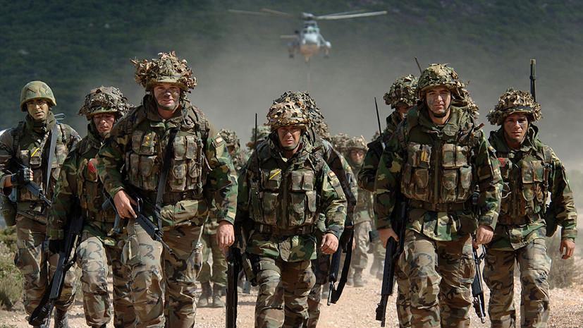 Живые массивы: НАТО планирует разработать концепцию военных операций в городах с высокой плотностью населения