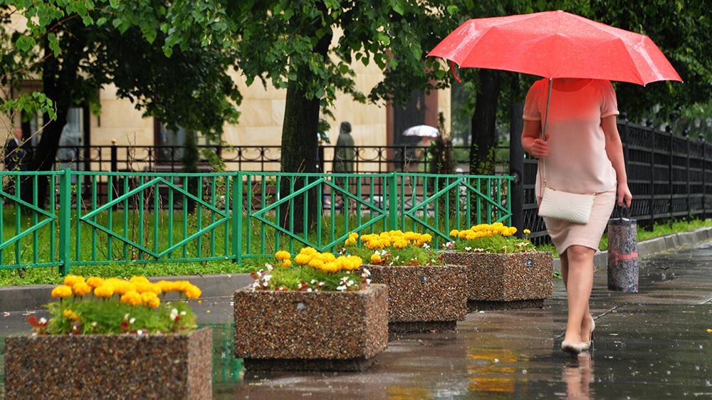 «Лето возвращает нам долги»: как будет меняться погода в Москве на предстоящей неделе