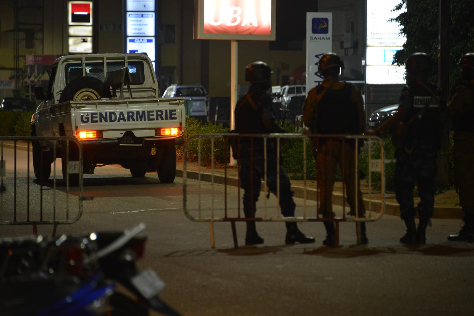 В Буркина-Фасо были убиты трое напавших на кафе