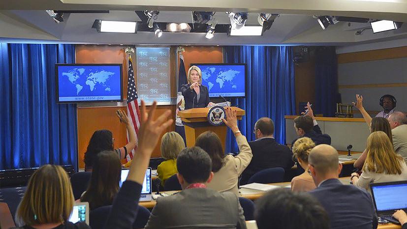 Госдеп США всерьёз воспринял данные о поставке украинских двигателей КНДР