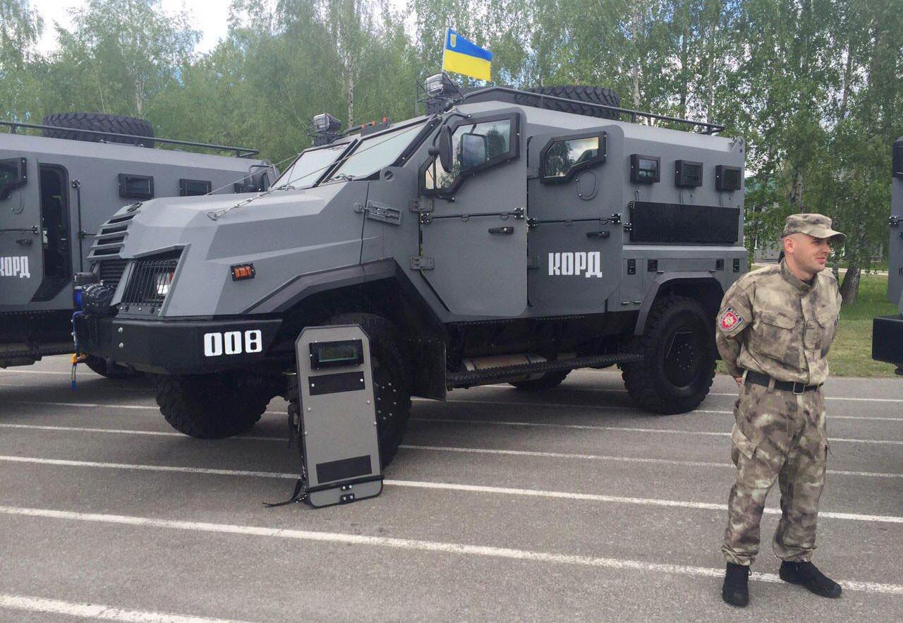 Госдепартамент обучит полицию, пограничников и отряды спецназначения Украины