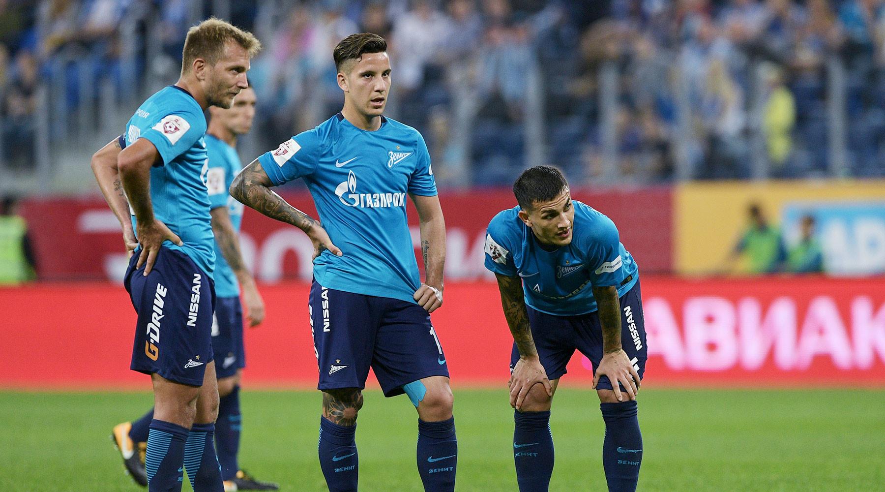 проиграл «Утрехту» в раунде плей-офф Лиги Европы»