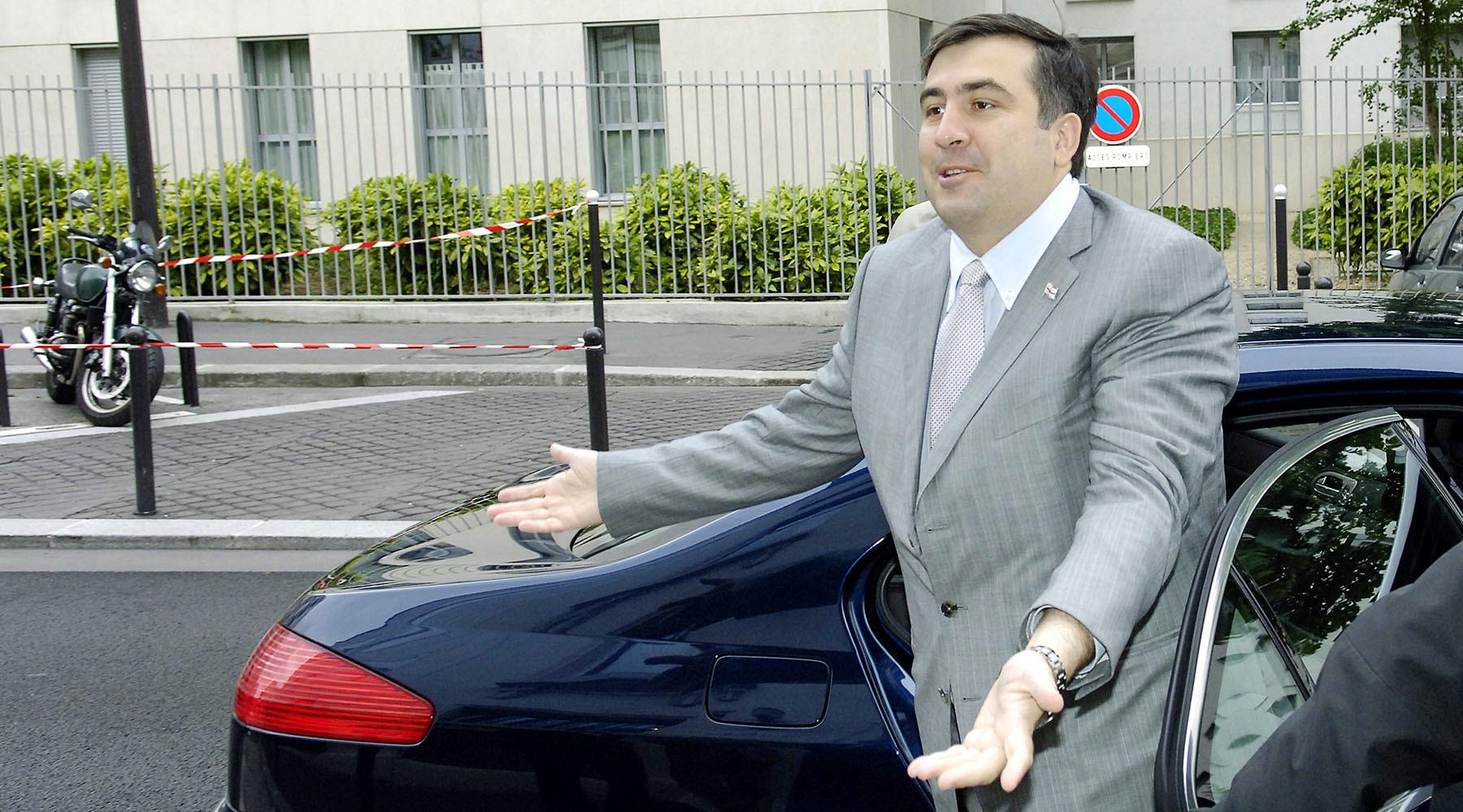 Саакашвили рассказал о предстоящем возвращении на Украину