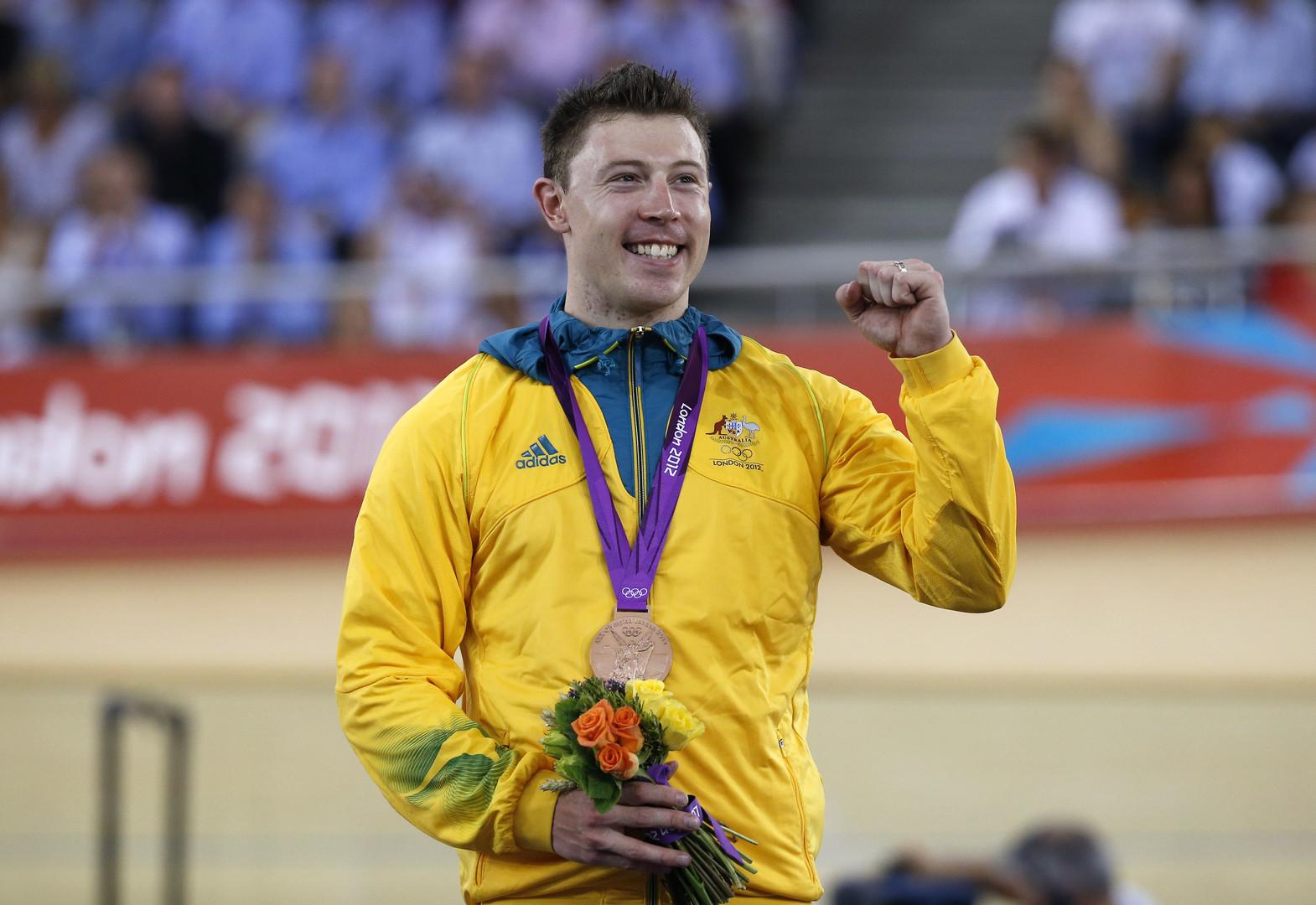 Новый русский: двукратный чемпион мира по велоспорту на треке австралиец Перкинс получил российское гражданство