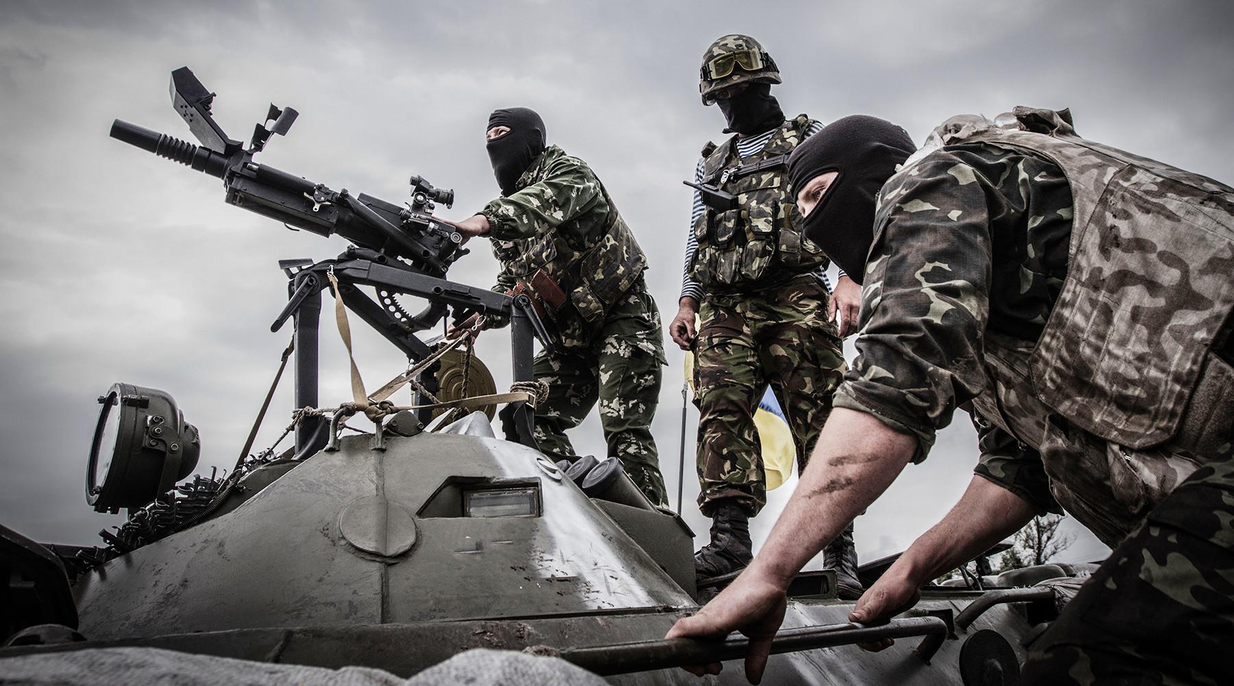 Иловайский котёл: кто виноват в сокрушительном поражении Украины в Донбассе