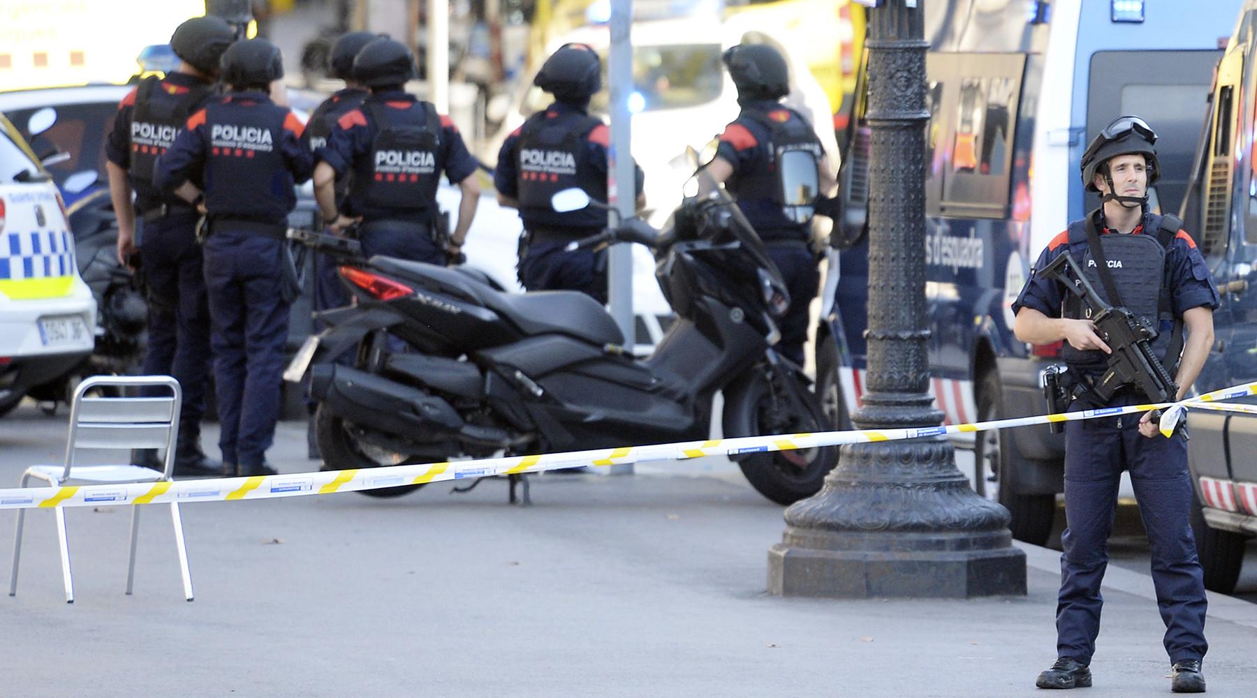 Барселонский таран: почему в Европе продолжаются «автомобильные теракты»