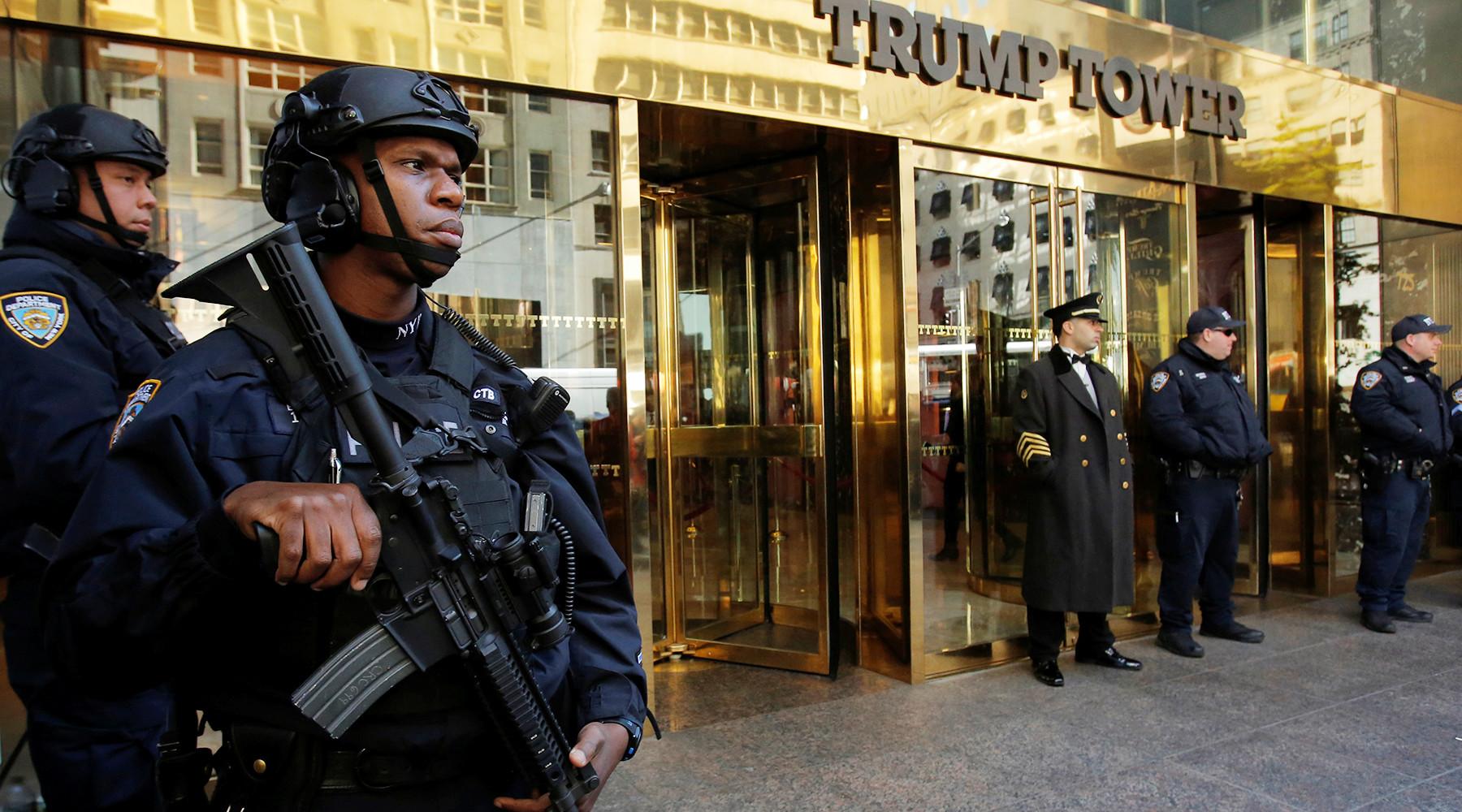 В США компенсируют затраты на охрану частных резиденций президента США в размере $41 млн
