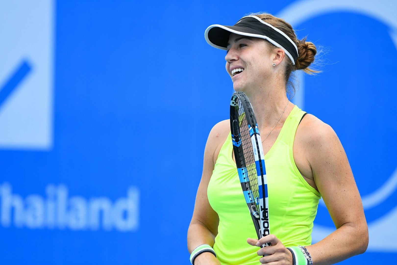 «Я ещё не готова сдаться»: победившая рак российская теннисистка стремится вернуться в спортивную элиту