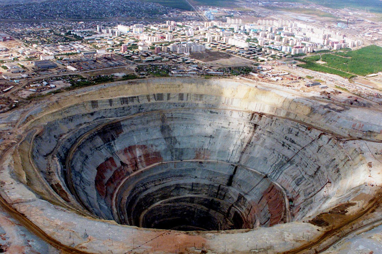 Прекращены поиски пропавшихшахтёров на руднике «Мир»