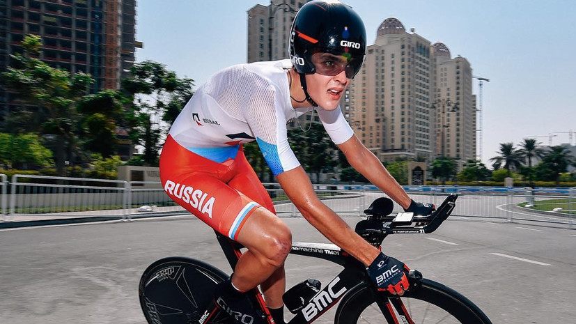 «Это как перейти в «Барселону» или «Реал»: российский велогонщик Сиваков о трансфере в сильнейшую команду мира Team Sky