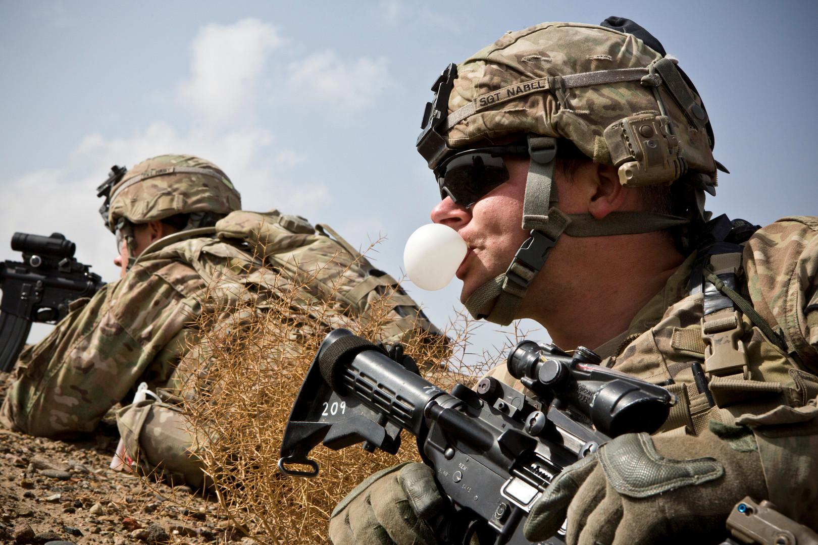 «11 000 военных, но это не точно»: Пентагон рассказал о численности американского контингента в Афганистане