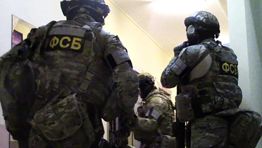 ФСБ задержала подозреваемых в подготовке терактов в Москве 1 сентября