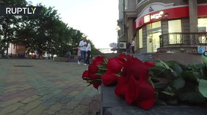 В ассоциации силачей назвали беспрецедентным случаем убийство Драчёва в Хабаровске