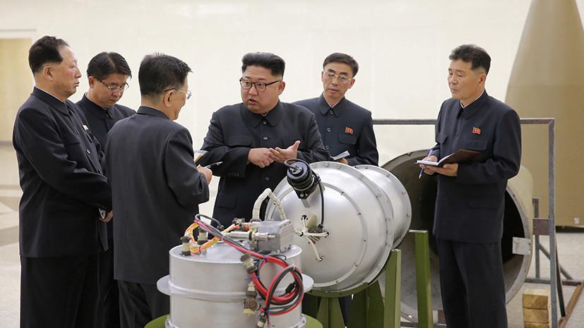 Мощнее Нагасаки: чем опасны новые ядерные испытания КНДР