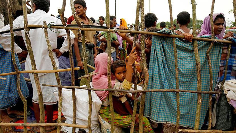 Нефть, Сорос и кровавый террор: что на самом деле стоит за гонениями на мусульман в Мьянме